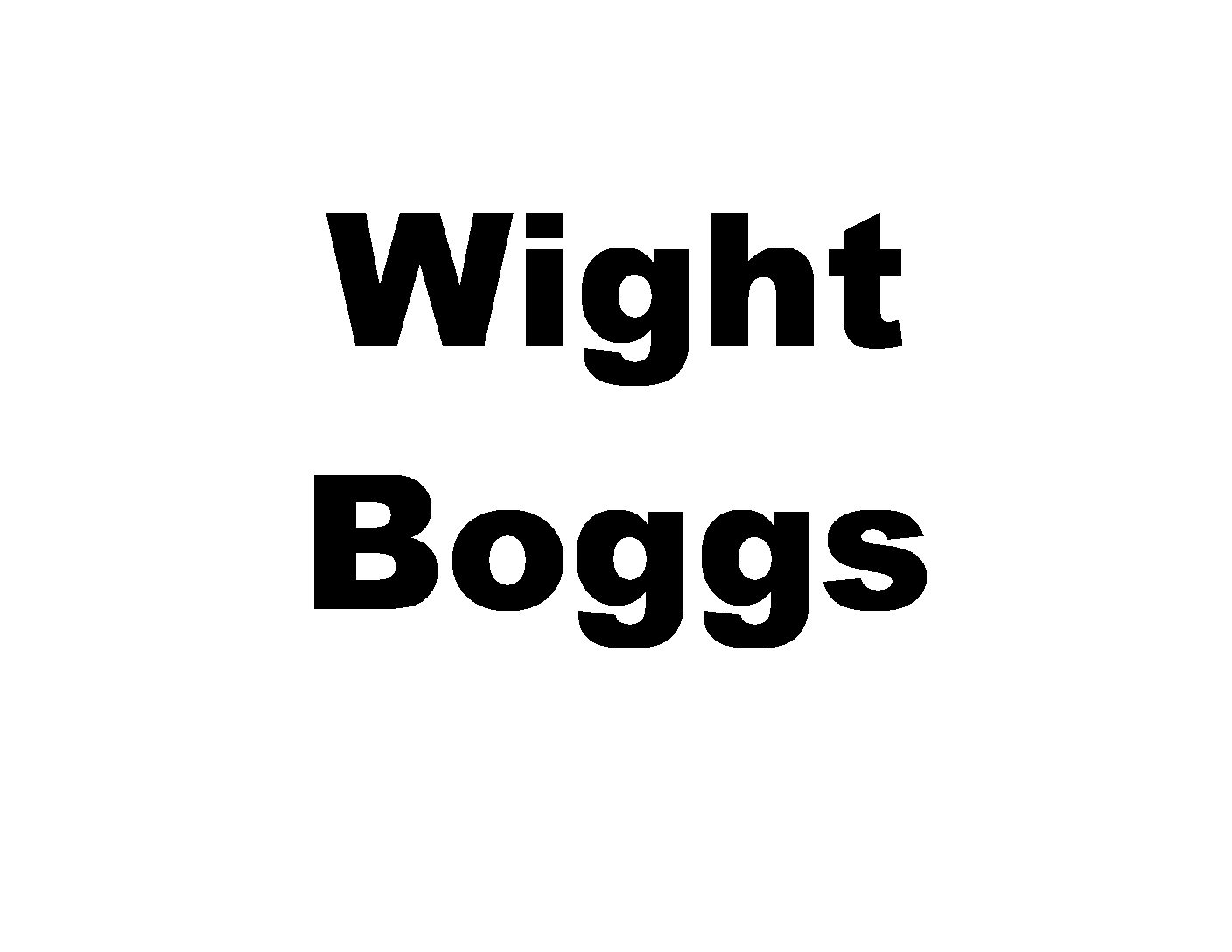 Wight Boggs