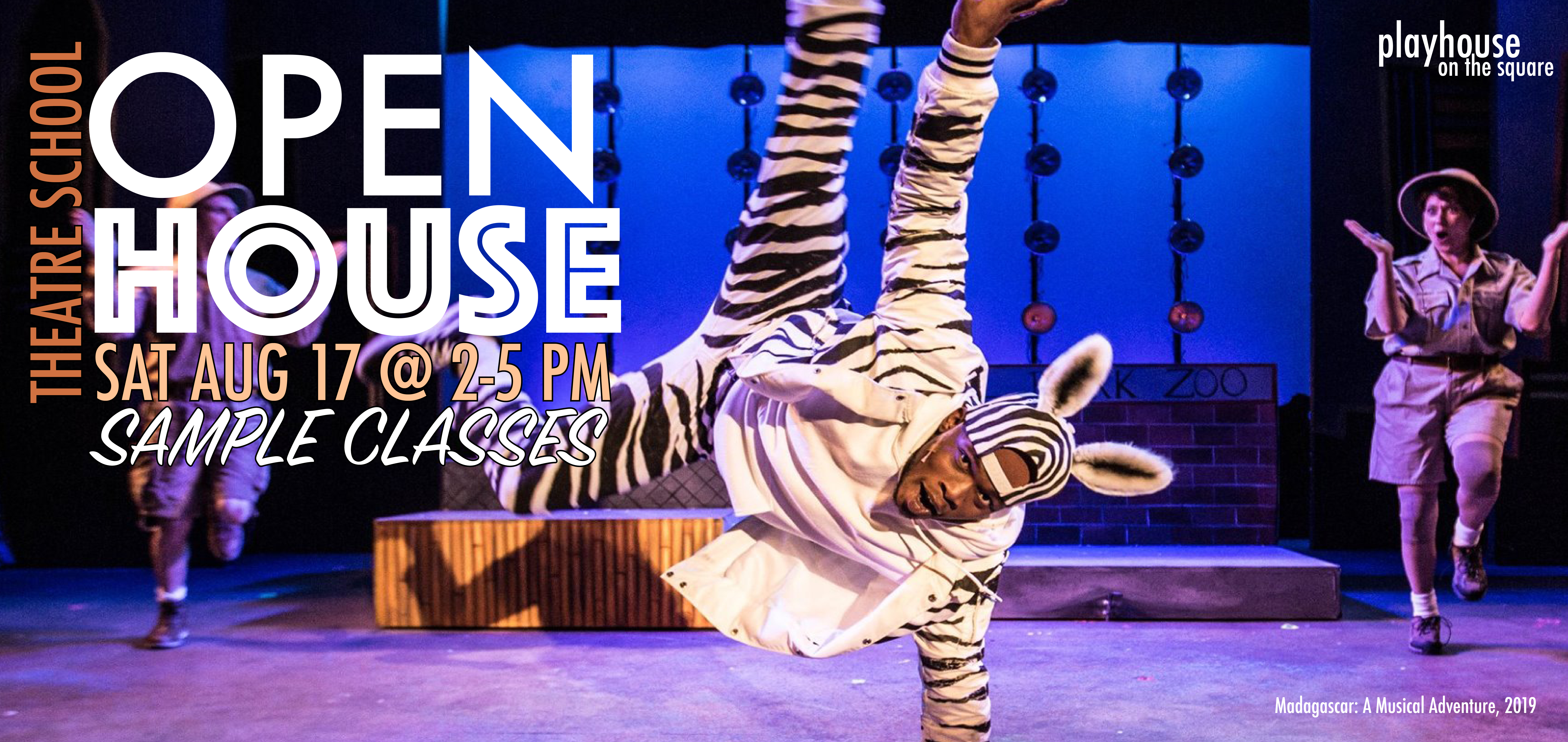 Open House Fall 2019 Webpage Banner